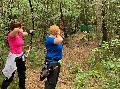 """Bogensport im Westerwald: """"Nock a Block"""" in Hachenburg"""