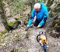 Frühjahrsputz in der Caaner Schweiz