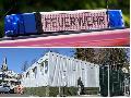 Corona-Testzentrum Kirchen: Das hat die Feuerwehr geleistet