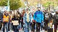 Fridays for Future demonstrierten in Neuwied