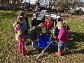 Kinder forschen zum Thema Strom und Energie