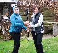 Führungswechsel bei den Nordic Walkern im VfL Waldbreitbach