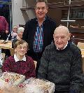 Ehrung der �ltesten Senioren in Pleckhausen