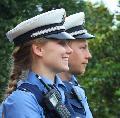 Berufsziel Polizei: Bewerbungsfrist verl�ngert