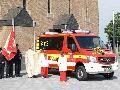 Neuer Einsatzleitwagen für die Feuerwehren der VG Asbach