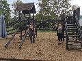 Sanierung eines Klettergerüsts in Kindertagesstätte unterstützt