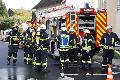 Übung: Feuerwehreinsatz im Seniorenzentrum Puderbach