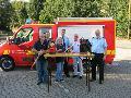 Förderverein Freiwilligen Feuerwehr Raubach blickt zurück