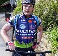 Joachim Best beim Radrennen Frankfurt-Eschborn-Rund
