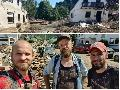 """""""Friends of Jesus"""" aus Altenkirchen im Katastropheneinsatz und mit Mutmach-Lied"""