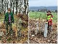 Fensdorfer pflanzten Zukunftsbäume