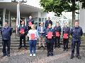 VG-Feuerwehr Kirchen: Beförderungen und Bestellungen nachgeholt