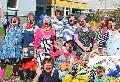 Geronto-Clowns am DRK-Krankenhaus Kirchen sind jetzt im Einsatz