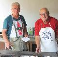 Hammer SPD feierte bei Sonnenschein traditionelles Grillfest