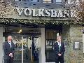 Volksbank Gebhardshain: Leiter im Ruhestand nach 41 Jahren Betriebszugehörigkeit