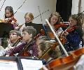 Sch�ler des FvS-Gymnasiums Betzdorf gaben gelungenes Konzert