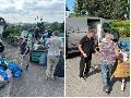 Spenden für Flutopfer: Bürger von Pracht Beispiel von gelebter Solidarität