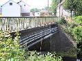 Hellerbachbr�cke zwischen Alsdorf und Gr�nebach wird erneuert
