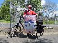 Steinebacher Friedensaktivist Reeh protestiert vor Atomwaffen-Standort
