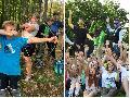 Vielseitige Jungscharfreizeit der evangelischen Gemeinde Helmeroth in Dreifelden