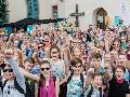 Jugendkirchentag: Die meisten Besucher waren Wäller
