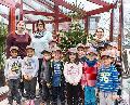 """""""Ranzenbande"""" schm�ckte Weihnachtsbaum"""