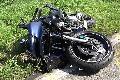 Tödlicher Unfall: Motorradfahrer überholte verkehrswidrig