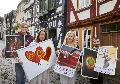 Freudenschuss für Kulturzeit-Gäste in Hachenburg