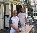 Malerhombach ehrt 30-j�hriges und 40-j�hriges Mitarbeiter-Jubil�um