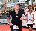 Frank Haubrich und Rene Metzger beim K�ln-Marathon am Start