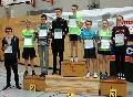 Junge Badmintonspieler der DJK Gebhardshain beenden Turniersaison