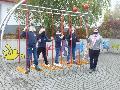 Grundschule Mogendorf: Kinder freuen sich über neue Spielgeräte