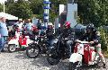 Oldtimer-Motorradtreffen beim Technikmuseum Freudenberg