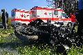 Motorradfahrer auf B 255 nach Unfall schwer verletzt