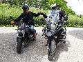 Motorradfahren für Kinderkliniken in Deutschland