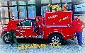 """Mulis"" Weihnachts-Taxi bringt Freude ins Haus"