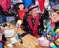 Närrischer Wochenmarkt eröffnet den Bendorfer Straßenkarneval