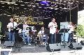 Jazzband Schr�glage begeisterte die Zuh�rer in Gerolstein