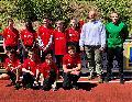 Leichtathletik-Team der IGS Hamm/Sieg erfolgreich