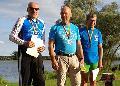 Bronze f�r Bernd Klamm vom SVS Emmerzhausen beim Quadrathlon