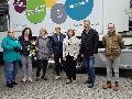 Rheuma Bustour: Rollende Praxis machte Station in Bad Marienberg