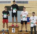 BC �Smash�: Nils Sch�nborn zweifacher Rheinlandmeister