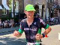 Malberger Triathlet J�rg Sch�tz erfolgreich beim Maastricht-Ironman