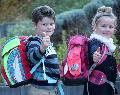 Achtung Schulanfänger! Empfehlungen für einen gesunden Kita- und Schulweg