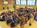 Berliner You-Tube-Star klärte Renneroder Schüler über Drogen auf