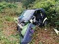 Kollision zwischen Alsdorf und Schutzbach: Zwei Schwerverletzte