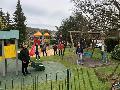 Spielplatz an der Westerwaldhalle Rennerod erweitert und erneuert