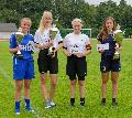 Nach 8 Monaten Abstinenz: Mädchen spielen wieder Fußball