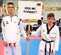 Taekwondo-Sportler aus Altenkirchen erfolgreich