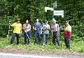 Indisches Springkraut in Ortsgemeinde Döttesfeld bekämpft